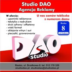 Studio DAO - Poznaj naszą ofertę!