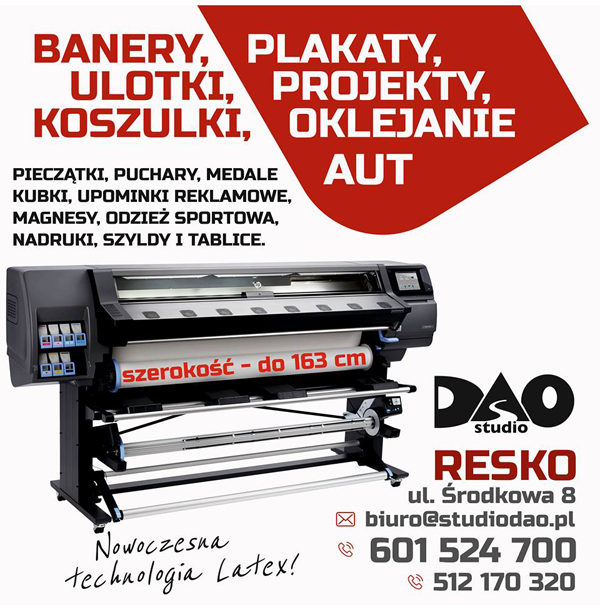 Studio Dao - studio reklamy - Resko